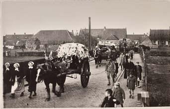 Boerentrek Goirle 1941